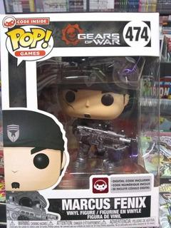 Funko Pop! Marcus Fenix #474 Gears Of War