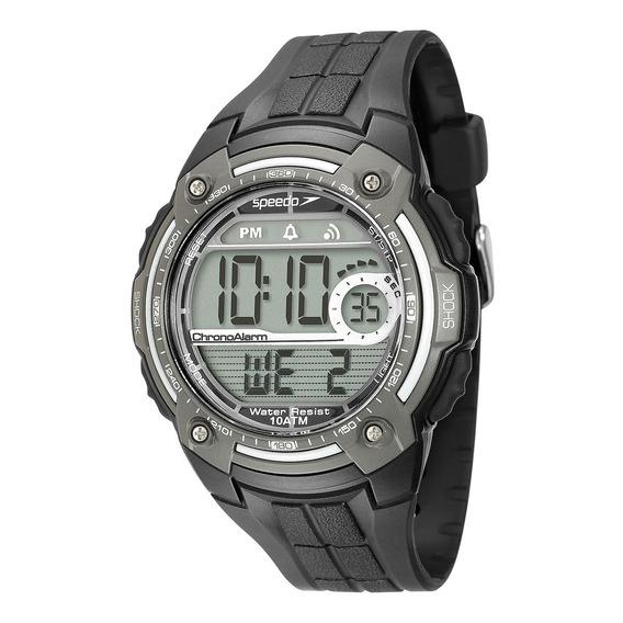 Relógio Esportivo Masculino Speedo 80581g0evnp2 + Brinde