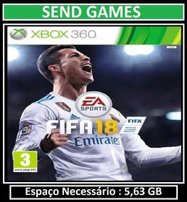 Fifa 18 - Mídia Digital - Xbox 360