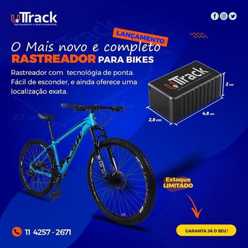 Imagem 1 de 5 de Serviço De Rastreamento De Bicicleta Com Suporte