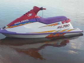 Moto De Agua Polaris Papeles En Regla Con Botar Y Barar .
