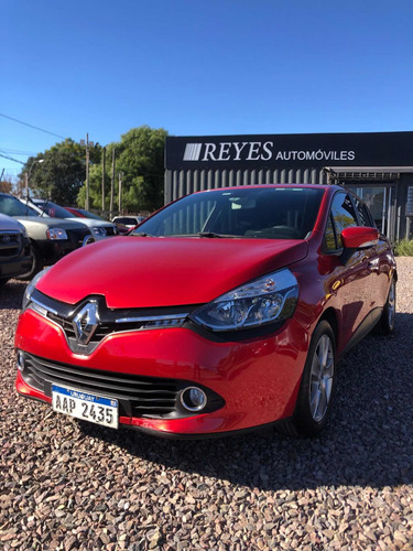 Renault Clio 2016 1.2 Iv Fase Ii Expression Impecable!!!!