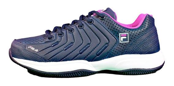 Zapatillas Fila Lugano 5.0 Mujer