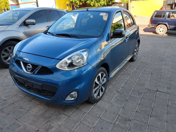 Nissan March Sr Navi Tm 2015
