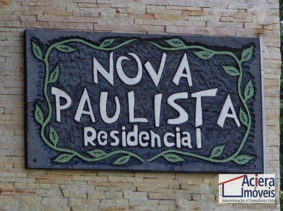 Terreno À Venda, 735 M² - Nova Paulista - Jandira/sp - Te1383