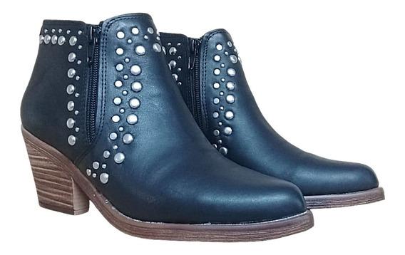 Botineta Dama Savage Bota Mujer Zapato Moda Super Liviana