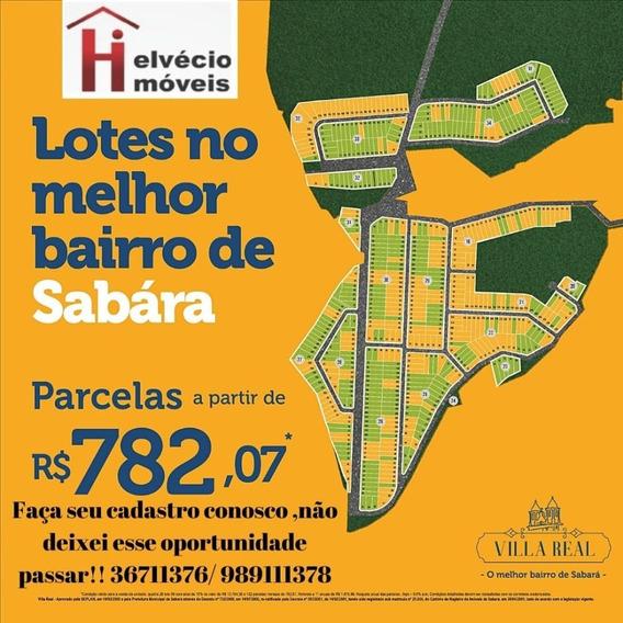 Lote Villa Real - Sabará