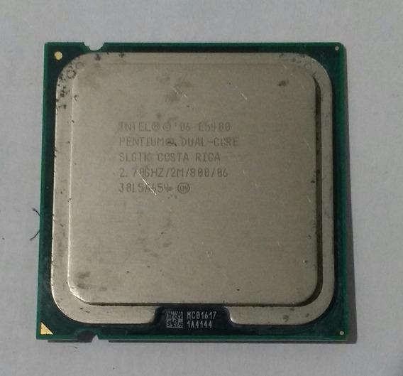 Processador Intel Dual-core E5400 2.70ghz/m2/800/06 Lga 775