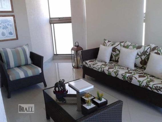 Apartamento Com 4 Dorms, Vila Redentora, São José Do Rio Preto - R$ 1.54 Mi, Cod: 7 - V7