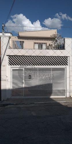 Venda Sobrado São Paulo Vila Nossa Senhora Do Retiro - S261