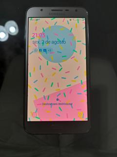 Smartphone Samsung J7 Neo *com Pequeno Defeito*