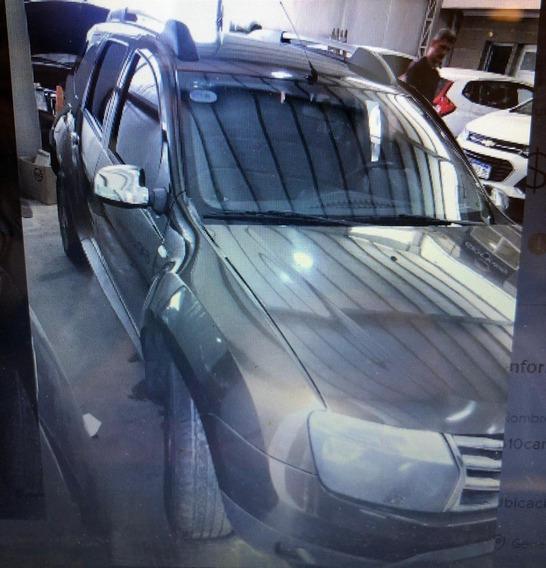 Renault Duster Privillege 4x4 2011 Chocado Koi