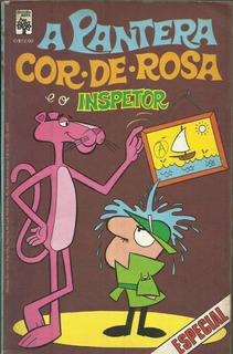 A Pantera Cor De Rosa E O Inspetor Especial Nº 22 Original