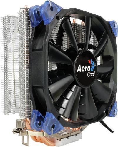 Disipador Aerocool Verkho 4 Refrigeración Por Aire Fan 4 Hp