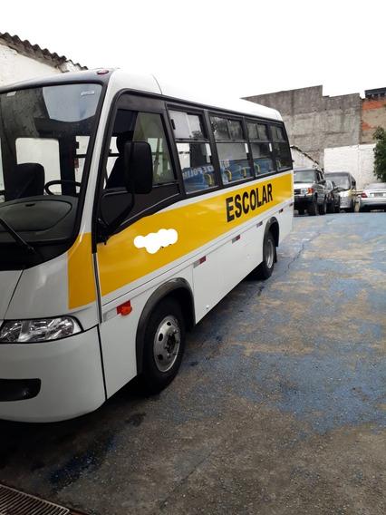 Ônibus Volare Escolar 34+1 Ano 2002