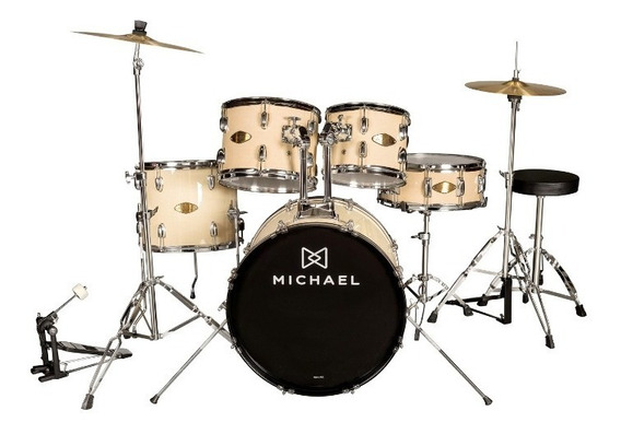 Bateria Michael Audition Dm828n 22/10/12/16/14 Na - 30%off