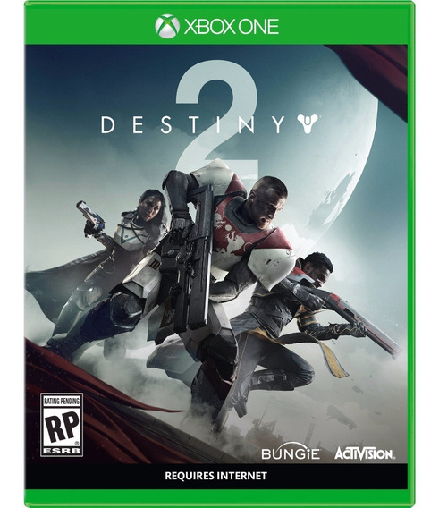 Jogo Mídia Física Destiny 2 Original Para Xbox One