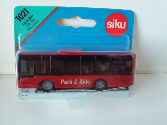 Siku - City Bus - Escala 1/100