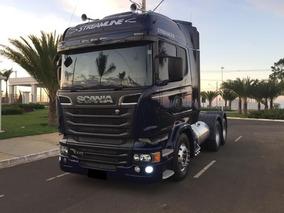 Scania R440 6x4 14/14 Streamline