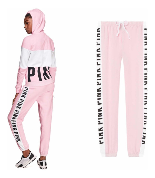 Pantalon Victoria Secret Pink Mercadolibre Com Ar