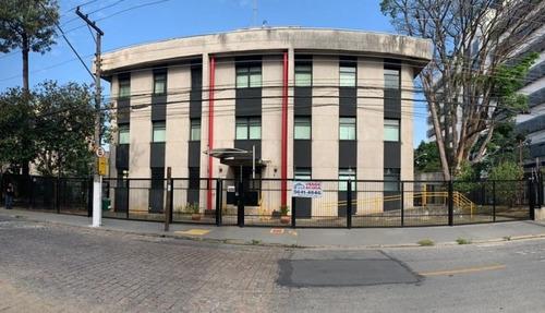 Locação/venda Prédio - Alto Da Boa Vista, São Paulo-sp - Rr4558