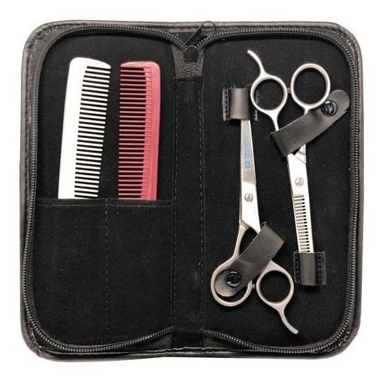 Scalpmaster Kit De Barbero 4 Pzs