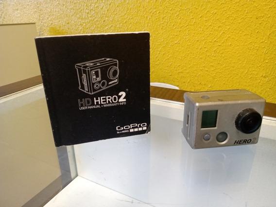 Go Pro Hero 2 - Com Defeito - Venda No Estado