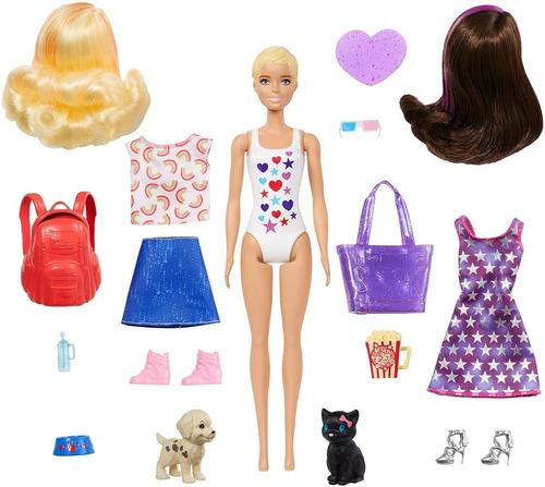Barbie Color Reveal Muñeca Mattel