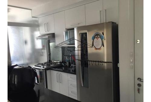 Condomínio Window Belém- 2 Dormitórios- 1 Suíte-varanda- Mobiliado- 62m- Laser Completo.
