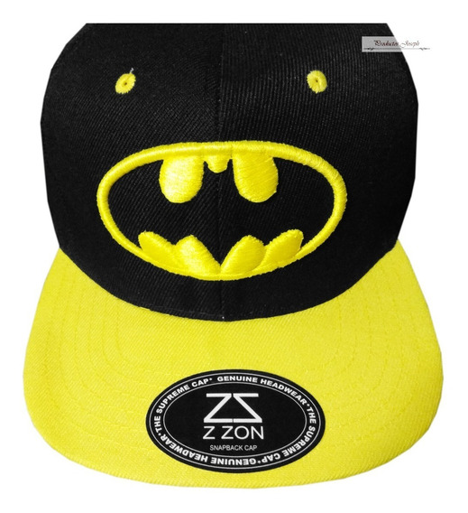 Gorra Batman Dc Comics Bordado 3-d Envio Gratis Msi