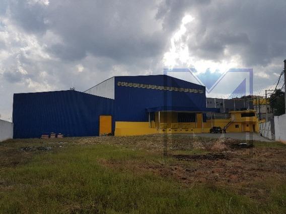 Comercial Para Aluguel, 0 Dormitórios, Jardim Cumbica - Guarulhos - 1043