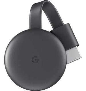 Google Chromecast 3 Hdmi Smart Tv Netflix Flow Nuevo Modelo