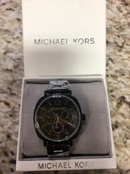 Relógio Michael Kors Mk3987 - Preto - Original