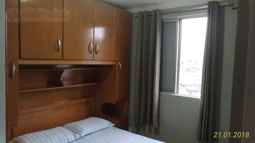 Imagem 1 de 24 de Apartamento Para Venda, 2 Dormitórios, Jardim Do Tiro - São Paulo - 2111