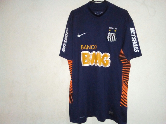 Camisa Do Santos Treino Nike 2011