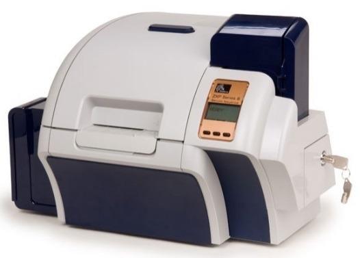 Impressora De Retransferencia Térmica Zebra Zxp Series 8