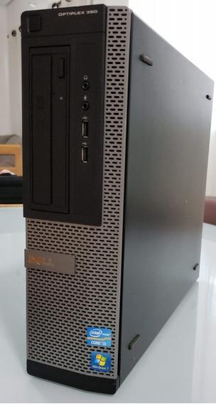 Desktop Dell Optiplex 390 Intel Core I3 3gb 250 Gb Hdmi