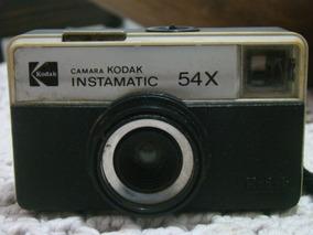 Câmera Kodak Instamatic 54x