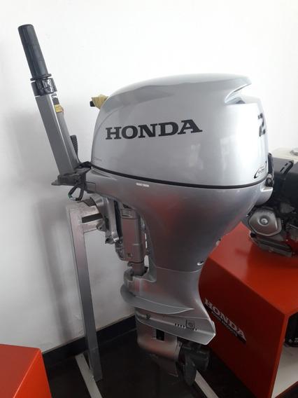 Motor Fuera De Borda Honda Modelo Bf20 Dk2 -tipo Shd - 0 Hrs