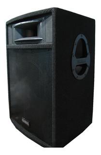 Caja Bafle Crest Cp-st12 12¨ 2 Vias 200 Watts Driver Titanio