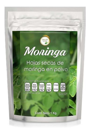Moringa Oleifera En Polvo 2 Kgs.