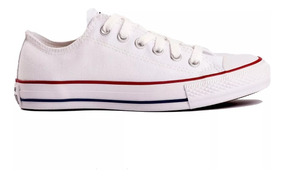 Converse All Star Blancas Lona