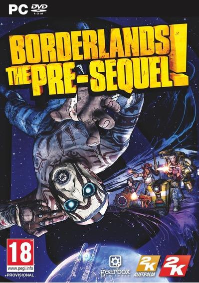 Borderlands The Pre-sequel Pc Em Hd + Frete Gratis!