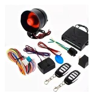 Alarma Para Carro Con 2 Llaves Kit Completo