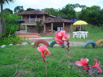 Se Alquila Casa Campestre En Pereira Via Cartago