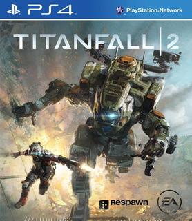 Titanfall 2 Ps4 1° Permanente