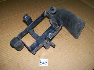 Suporte Da Bateria Sundown Stx 200 Motard Original (usado)