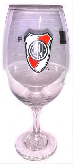 Copa Para Vino De River Plate - Producto Oficial !!