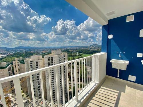 Imagem 1 de 25 de Apartamento À Venda, 47 M² Por R$ 419.000,00 - Alphaville Conde Ii - Barueri/sp - Ap1809