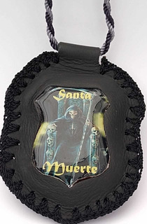Escapulario Santa Muerte Amuleto De Protección Preparado